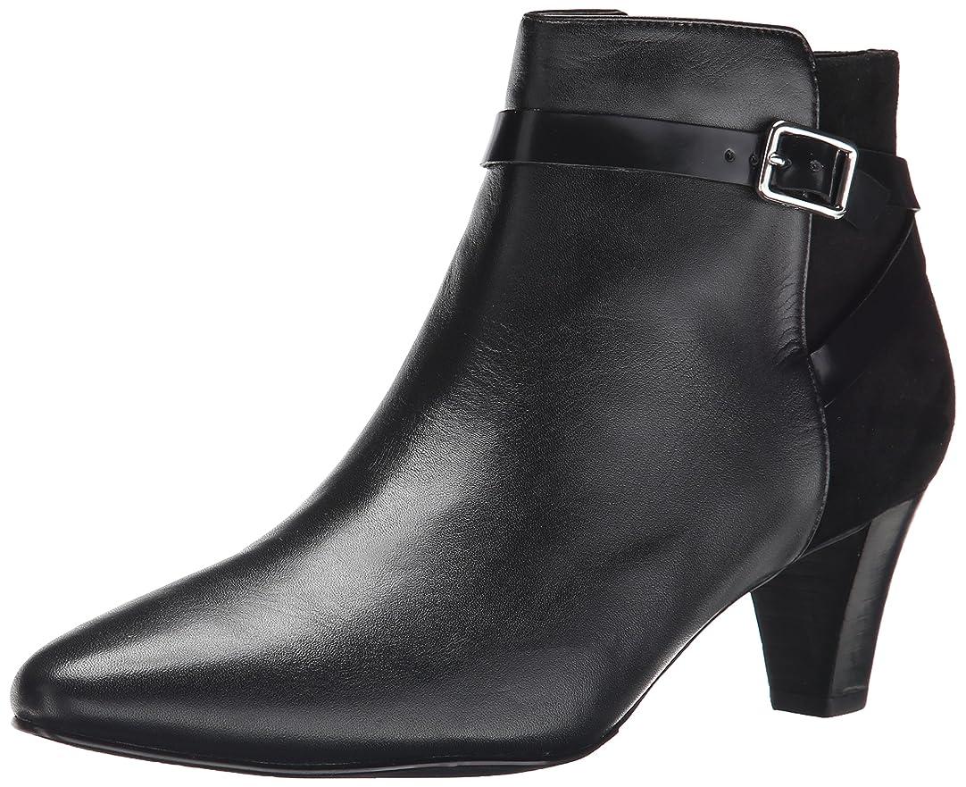 規範そう噴出するCole Haan Womens Sylvan Almond Toe Fashion Boots, Black, Size 10
