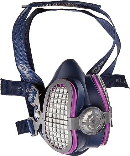 2021 Half discount wholesale Mask Respirator Size Small/Medium sale