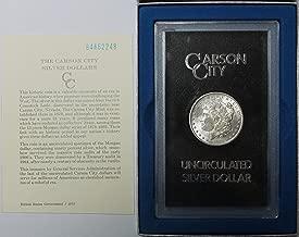 cc silver dollar