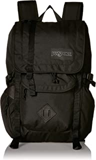 JanSport Hatchet Travel Backpack - 15 Inch Laptop Bag Designed for Urban Exploration, Black