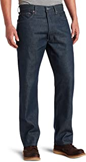 Men's 501 Colored Rigid Shrink-to-Fit Jean (Clearance), Blue Green Rigid