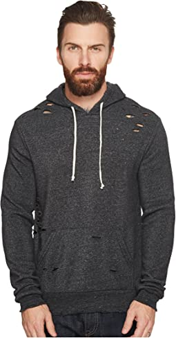 The Super Distressed Challenger Sweatshirt
