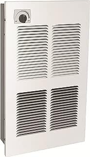 KING EFW2440-MW-T-W EFW-MW Multi-Watt Wall Heater w/SP Stat, 4000W / 240V, White