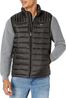 DKNY Men's Ultra Loft Packable Puffer Vest