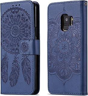 Jinghuash Kompatibel mit Sony Xperia X Compact H/ülle,Luxus Bling Glitzer Gl/änzend Strass Diamant PU Leder Flip Case Brieftasche Ledertasche Schmetterling Muster Klapph/ülle Lederh/ülle Handyh/ülle-Blau