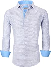 Best patterned back dress shirts Reviews