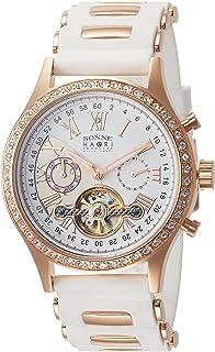 [SONNE]ゾンネ 腕時計 HAORI ホワイト文字盤 H016PGZ-WH メンズ