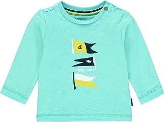 Noppies U Tee Ls Hester Text T-Shirt Mixte b/éb/é
