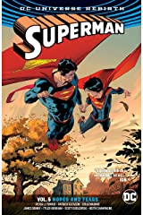 Superman (2016-2018) Vol. 5: Hopes and Fears Kindle Edition
