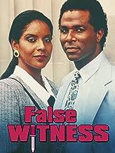 Best false witness film Reviews