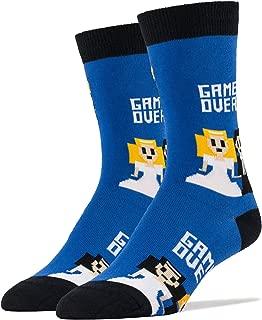 Oooh Yeah! Socks, Men's Cotton Crew Sock