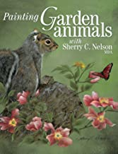 Painting Garden Animals with Sherry C. Nelson, MDA (Decorative Painting)