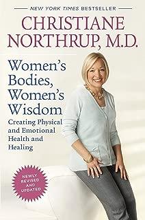 Best women's bodies women's wisdom northrup Reviews