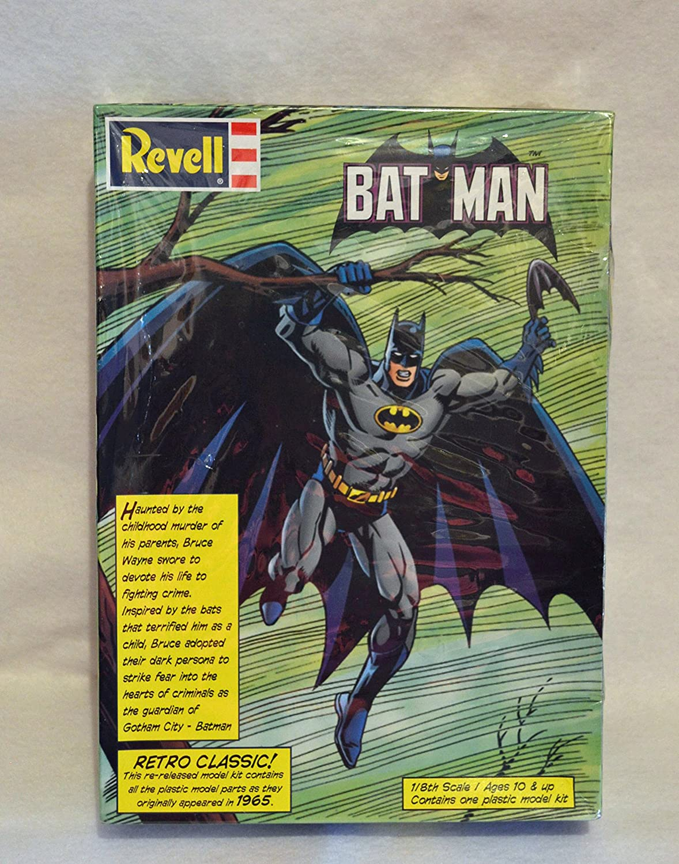 Revell Batman 1 8Scale Model Kit