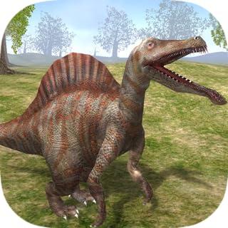 The Life of Spinosaurus - Dinosaur Survivor 3D
