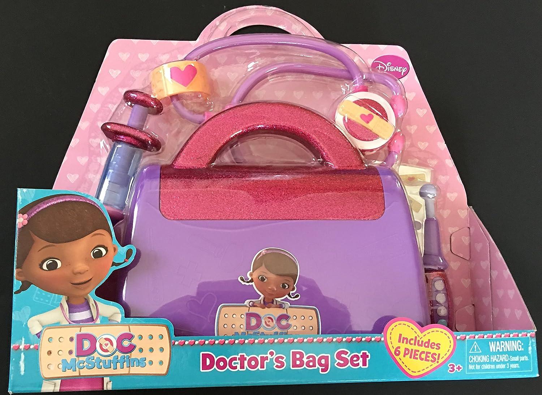 Venta barata Disney Doc McStuffins 6 Piece Doctors Bag Set by by by Disney  ahorra hasta un 30-50% de descuento