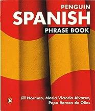 Penguin Spanish Phrase Book (New Edition) (Spanish Edition)