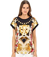Just Cavalli - Leo Rock Boyfriend Tee