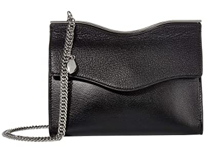 Rebecca Minkoff Dani Crossbody (Black) Handbags