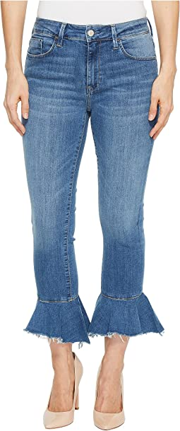 Mavi Jeans - Tessa Jeans in Mid Brushed Cheeky