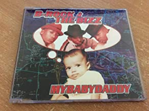 Mybabydaddy [Maxi-CD] [Audio CD] B-Rock & the Bizz