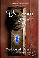 Unclaimed Legacy (The History Mystery Series Book 2) Kindle Edition