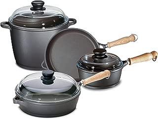 Berndes 674005 Tradition 7 Piece Cookware Set