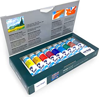 Royal Talens – Van Gogh – The National Gallery – Limited Edition - Watercolour Paints Set – 10 x 10ml Tubes