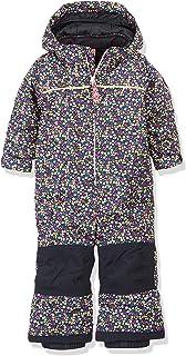 Burton(Burton) 滑雪板 服装 少年 女孩 儿童 连衣裙 外套 GIRLS' MINISHRED ILLUSION ONE PIECE 115731 采用对应成长的Room-To-GrowTM系统