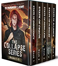 The Collapse Series (Books 1-5) (English Edition)