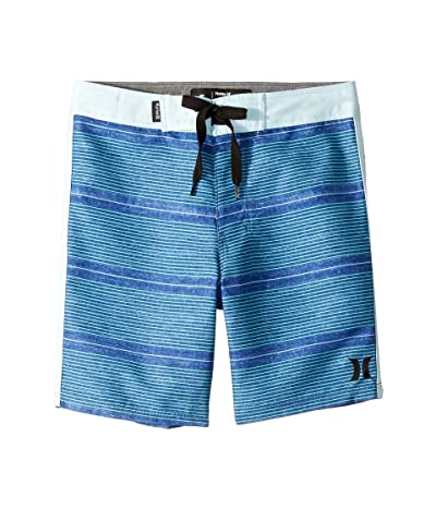 Hurley Kids Shoreline Boardshorts (Little Kids) (Deep Royal Blue) Boy