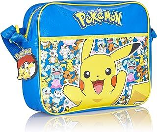 Pokemon Borsello Luminoso Ragazzo Pikachu | Borsa A Tracolla Bambino, Borsello Tracolla Messenger Originale, Borsa Postino...