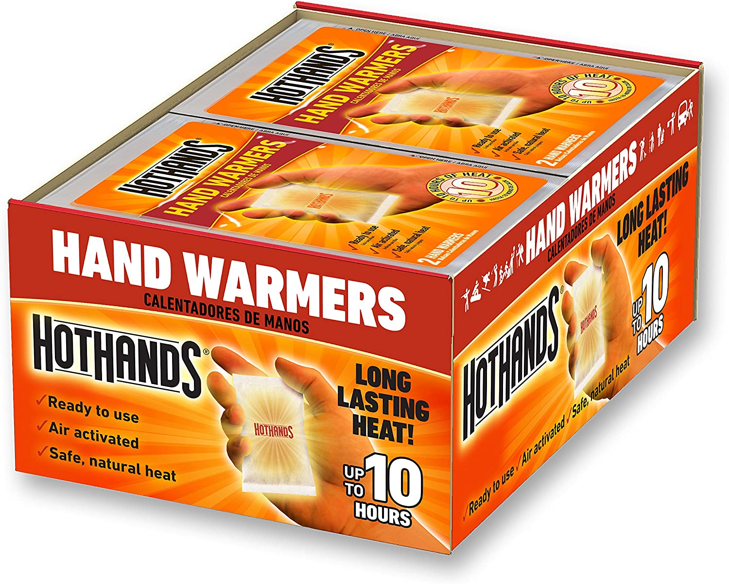 New color HotHands Hand Warmer 5 ☆ popular 80 - Pairs