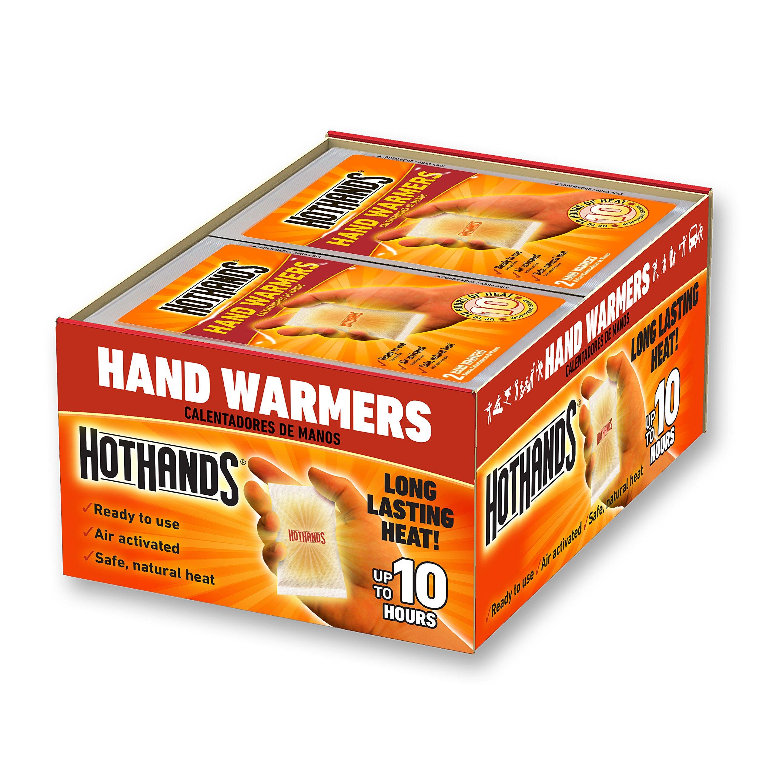 40 Pairs HeatMax Toasti Toes Foot Warmer