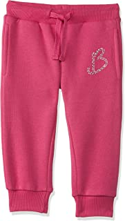 United Colors of Benetton Baby-Girl's Relaxed Regular fit Trousers