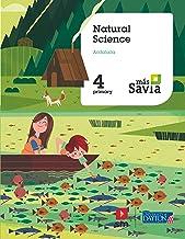 Natural science. 4 Primary. Más Savia . Andalucía
