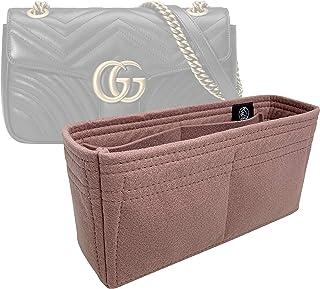08b72b0ea4 Zoomoni Gucci GG Marmont Small Matelasse Shoulder Bag Insert Organizer - Premium  Felt (Handmade/