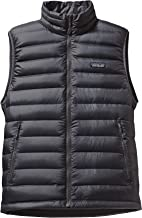 Patagonia M's Down Sweater Vest Forge Grey w/ Forge Grey (Forge Grey w/ Forge grey)