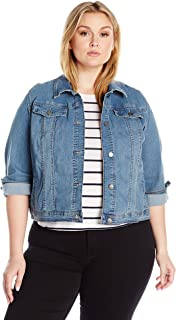 ff5c8cfb3ffcb Riders by Lee Indigo Women s Plus Size Denim Jacket