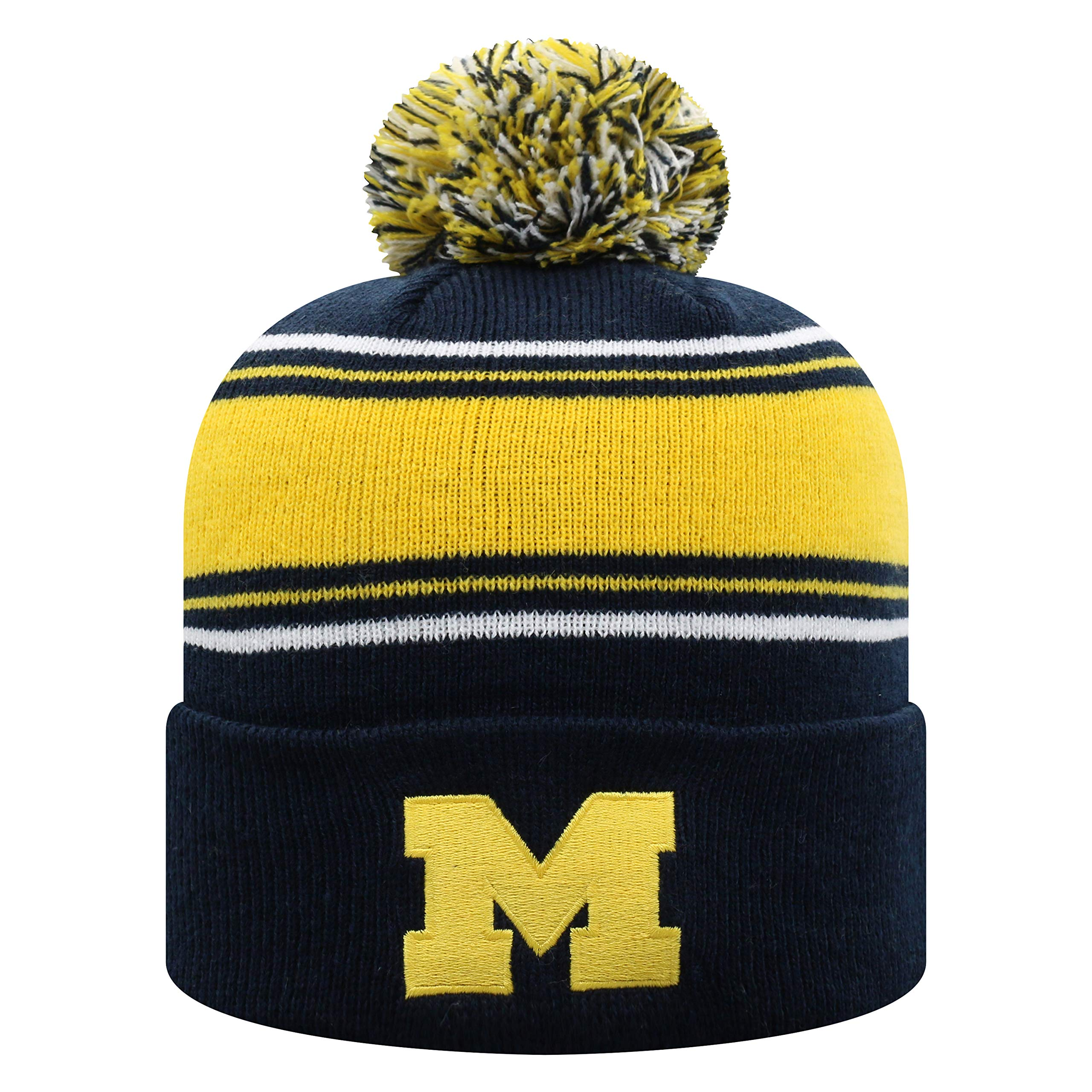 Top of the World Men's Knit Ambient Warm Team Icon Hat