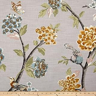 Dwell Studio Helene Floral, French Grey