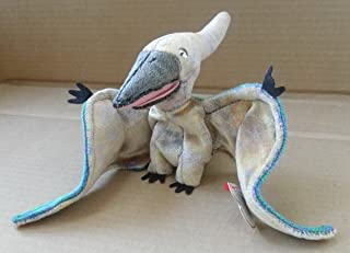 TY Beanie Babies Swoop the Pterodactyl Stuffed Animal Plush Toy - 5 inches tall