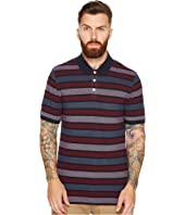 Original Penguin - Birdseye Auto Stripe Polo