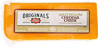 Best mild cheddar cheese block Reviews