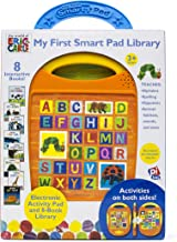 The World Of Eric Carle - My First Smart Pad Library Electronic Activity Pad and 8-Book Library