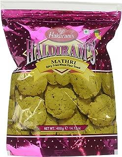 Haldirams Haldiram's Mathri - 14.12 Ounce,, ()