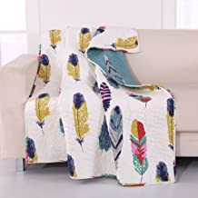 Best feather print blanket Reviews