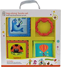 Tag-Along Books Set (Cloth, Vinyl, and Board Book Set)