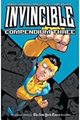 Invincible Compendium Vol. 3 Kindle Edition