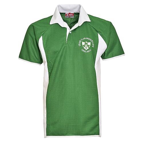 136452e0b0f Ireland Irish 2018 Grand Slam Winners Rugby Shirt 6 Nations .Limited  Edition.